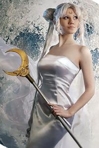 Queen Serenity from Sailor Moon
