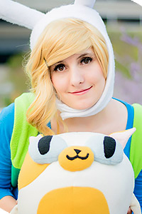 Fionna the Human from Adventure Time with Fionna & Cake