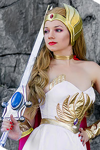 She-Ra from She-Ra: Princess of Power