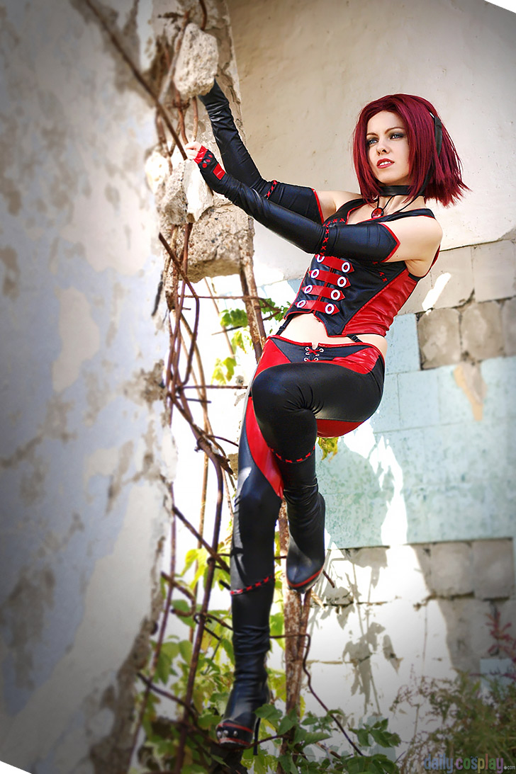 Rayne from BloodRayne 2