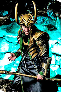 Loki from Marvel Cinematic Universe