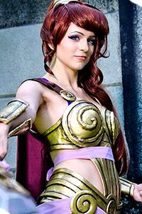 Battle Princess Megara from Hercules