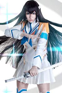 Satsuki Kiryuin 鬼龍院 皐月 from Kill la Kill キルラキル