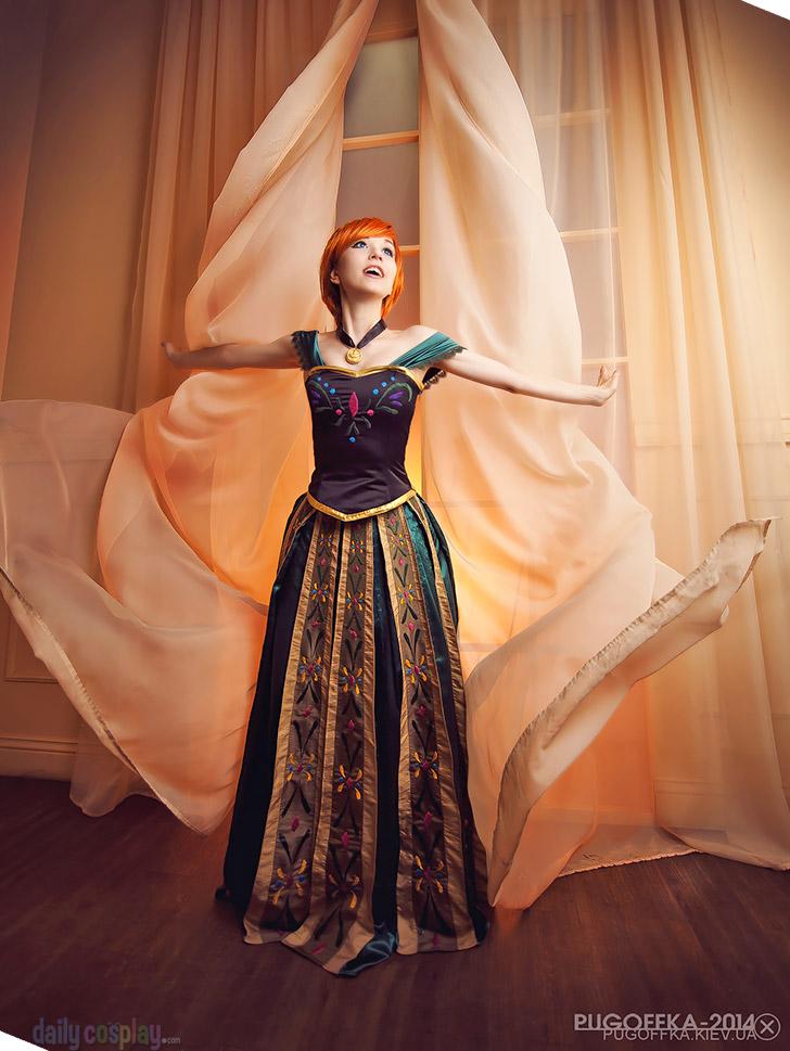 Princess Anna from Frozen