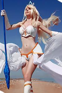 Janna from League of Legends