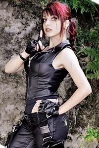 Shadow Lara from Tomb Raider: Underworld