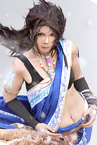 Oerba Yun Fang from Final Fantasy XIII