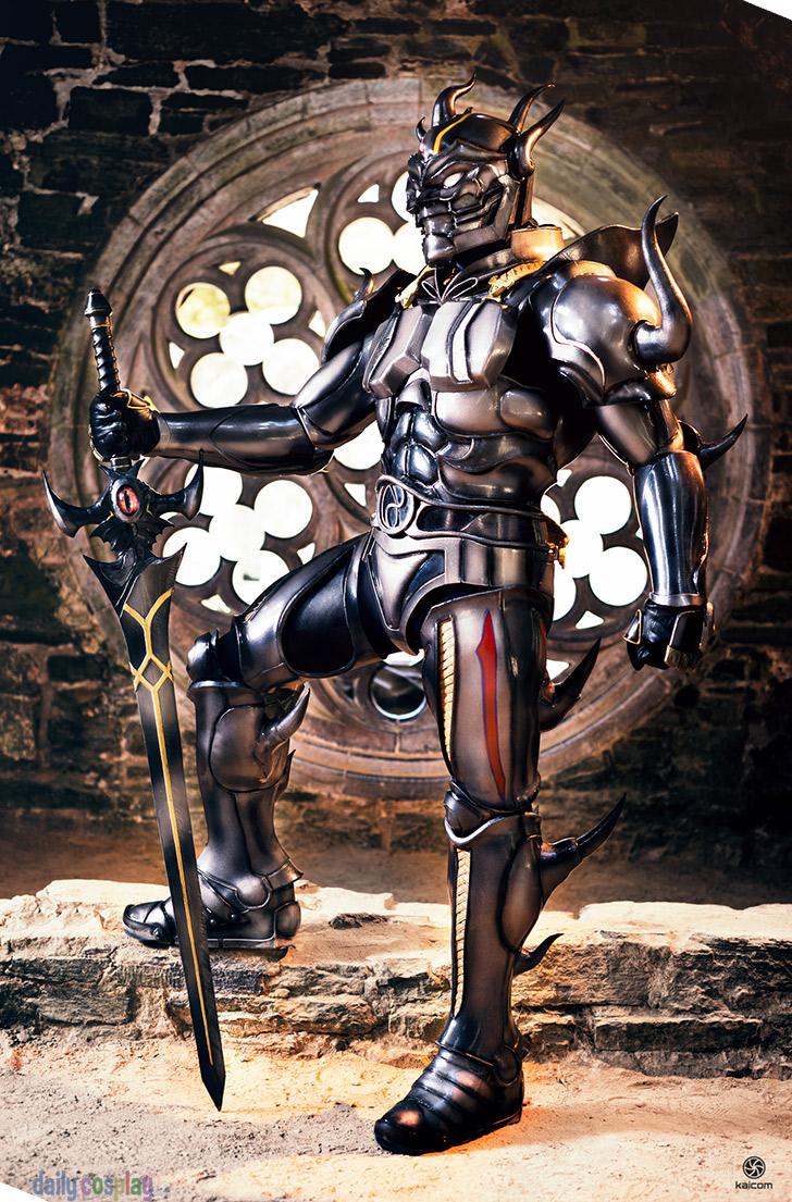 Cecil Harvey Dark Knight from Final Fantasy IV