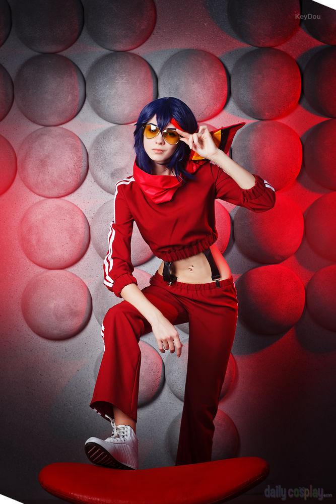 Matoi Ryuuko from Kill la Kill