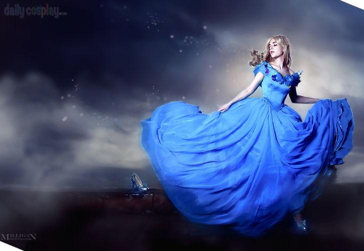 Cinderella from Disney's Cinderella
