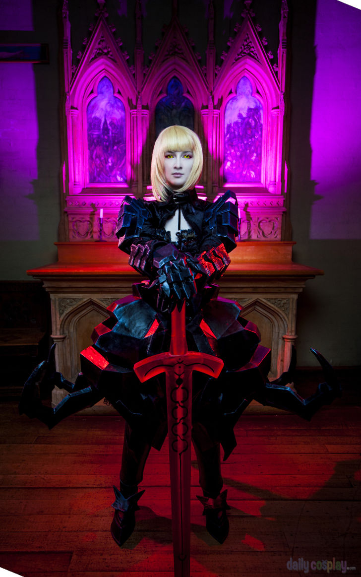 Saber Alter from Fate/Stay Night