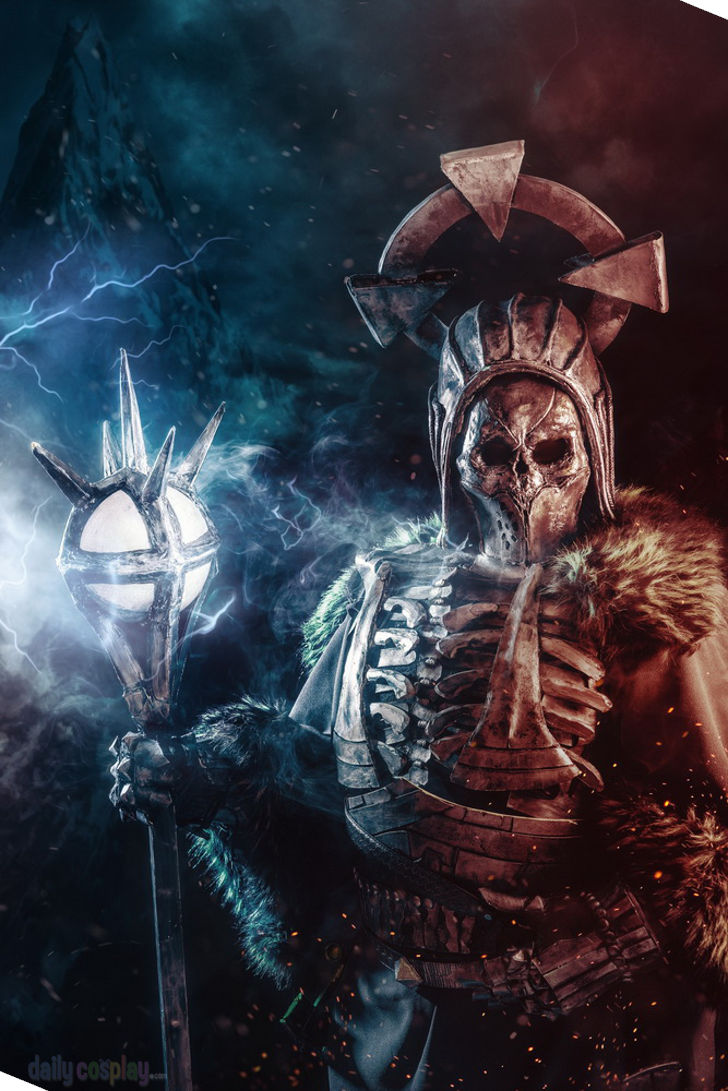 Caranthir, Wild Hunt General from The Witcher 3: Wild Hunt