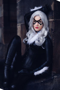 Felicia Hardy / Black Cat from Spider-Man