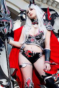 Dark General from Rage of Bahamut / Shingeki no Bahamut