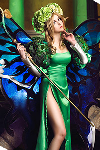 Queen Elfaria from Odin Sphere