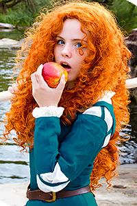 Merida from Disney's Brave
