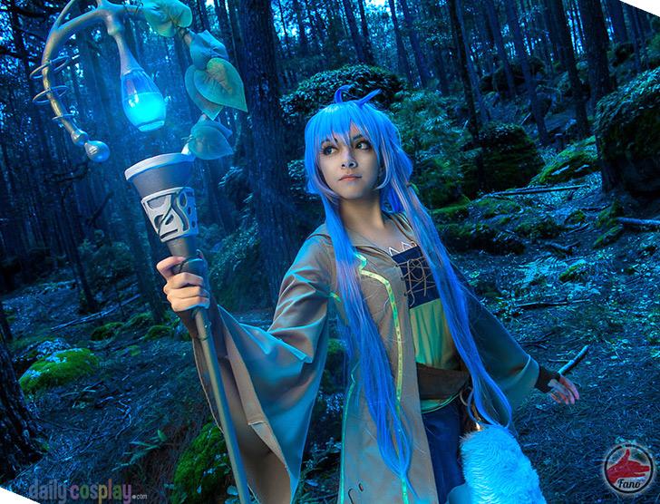 Eria from Yu-Gi-Oh! TCG