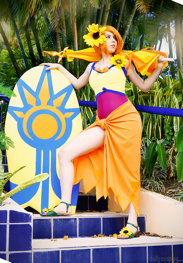 Leona from League of Legends