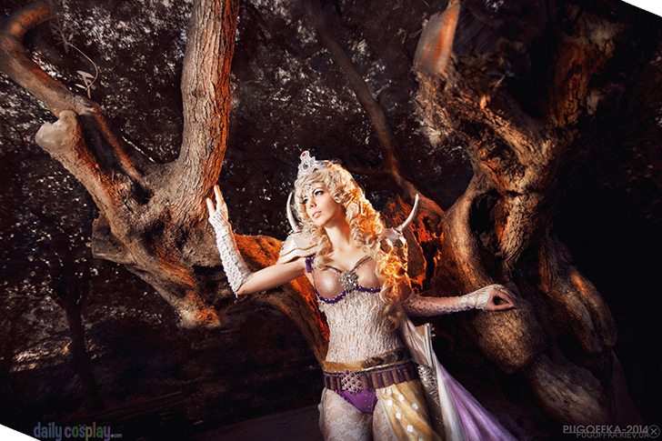Rosa Farrell from Final Fantasy IV