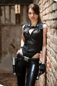 Doppelganger Lara from Tomb Raider: Underworld