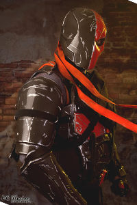 Deathstroke from DC Comics