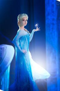 Queen Elsa from Disney's Frozen