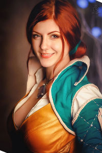 Triss Merigold from The Witcher 3