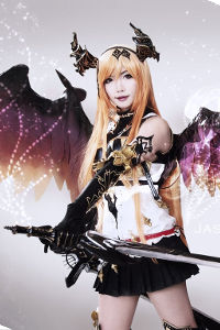Dark Angel Olivia from Rage of Bahamut