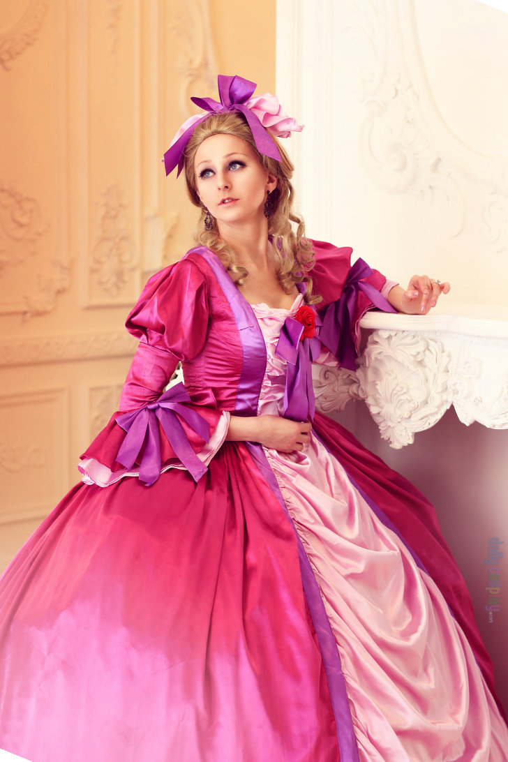 Marie Antoinette from The Rose of Versailles