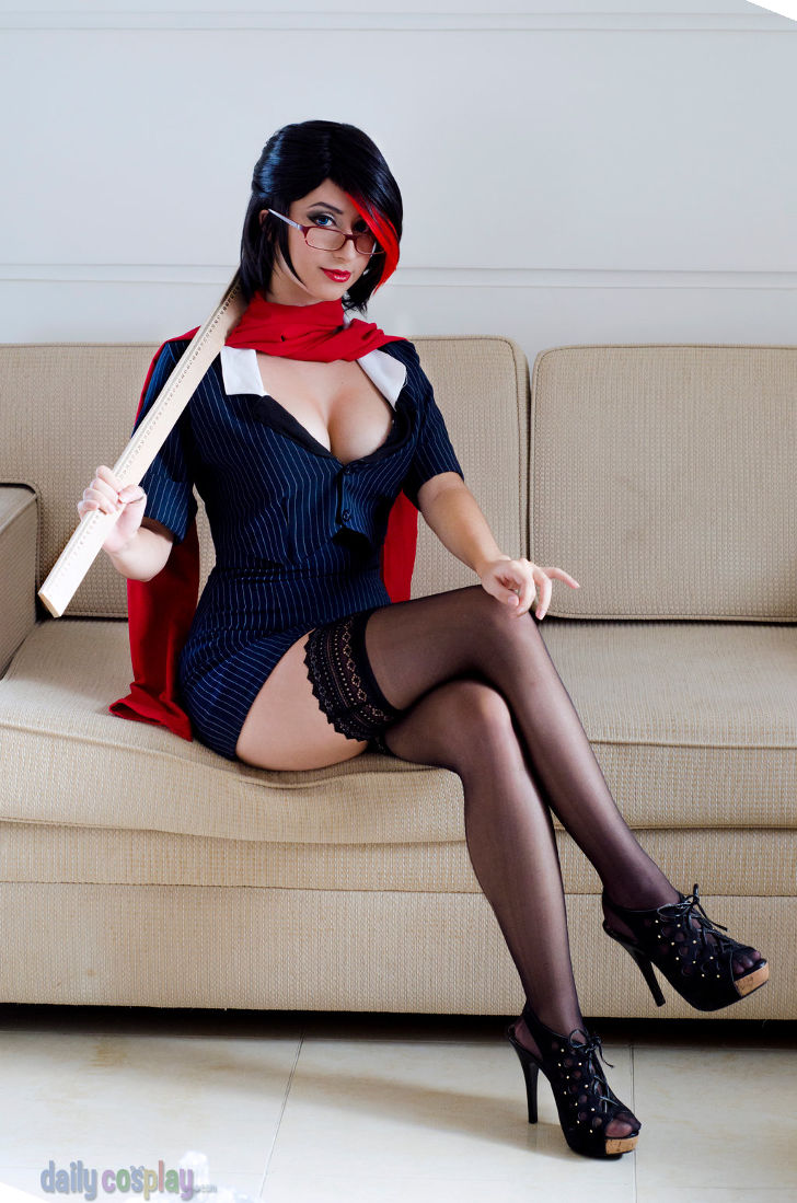 Headmistress Fiora from League of Legends