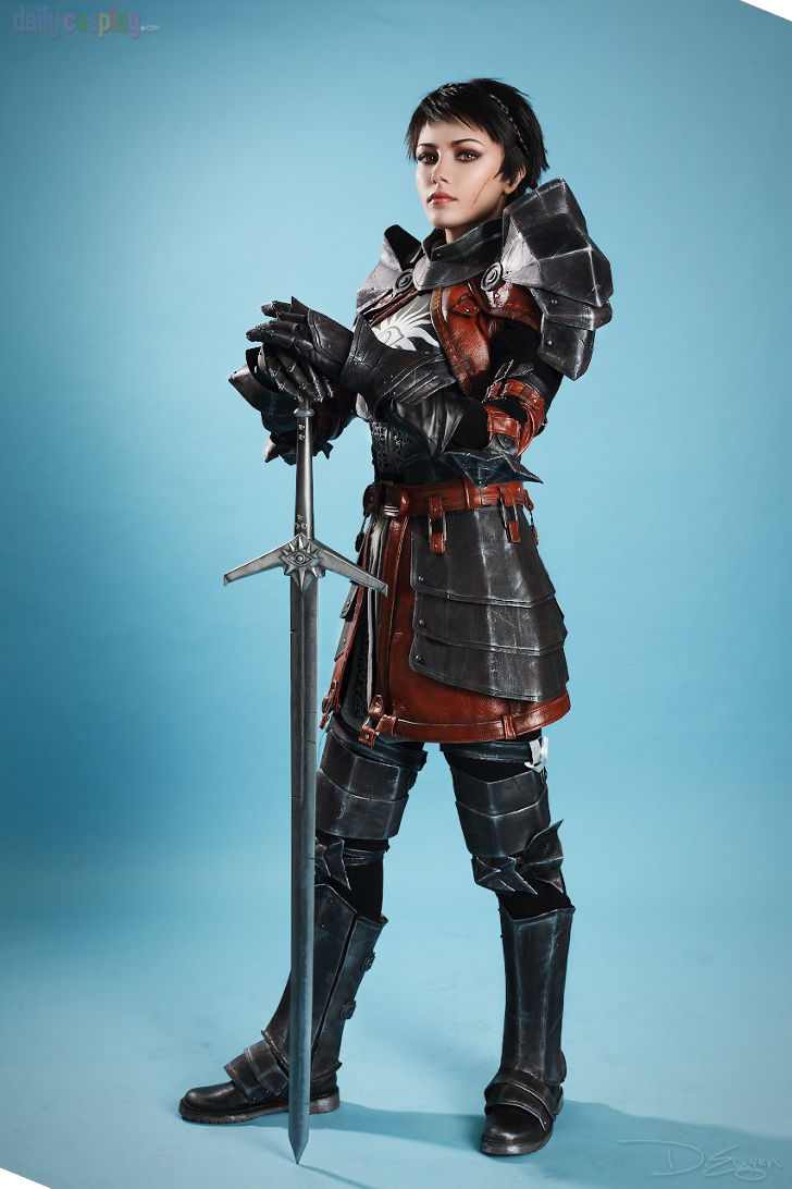 Cassandra Pentaghast from Dragon Age II