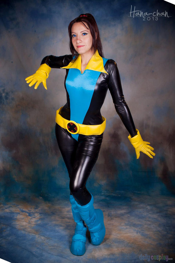 Shadowcat from X-Men: Evolution