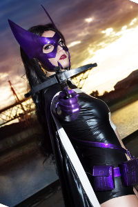 Huntress from Birds of Prey