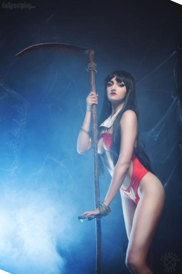 Vampirella from Vampirella