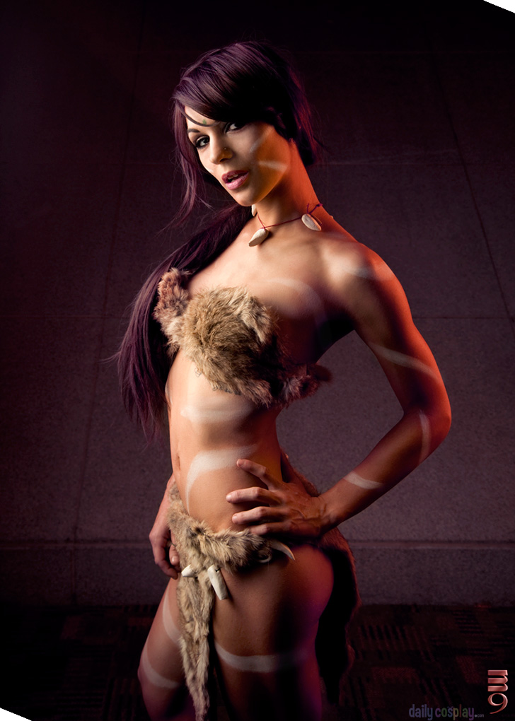 Nidalee from League of Legends
