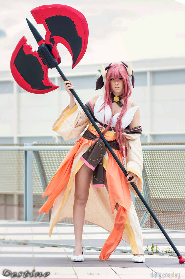 Kotori Itsuka from Date A Live