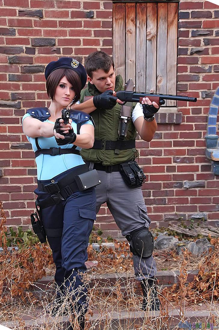 Jill Valentine from Resident Evil