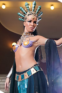 Akasha from Queen of the Damned