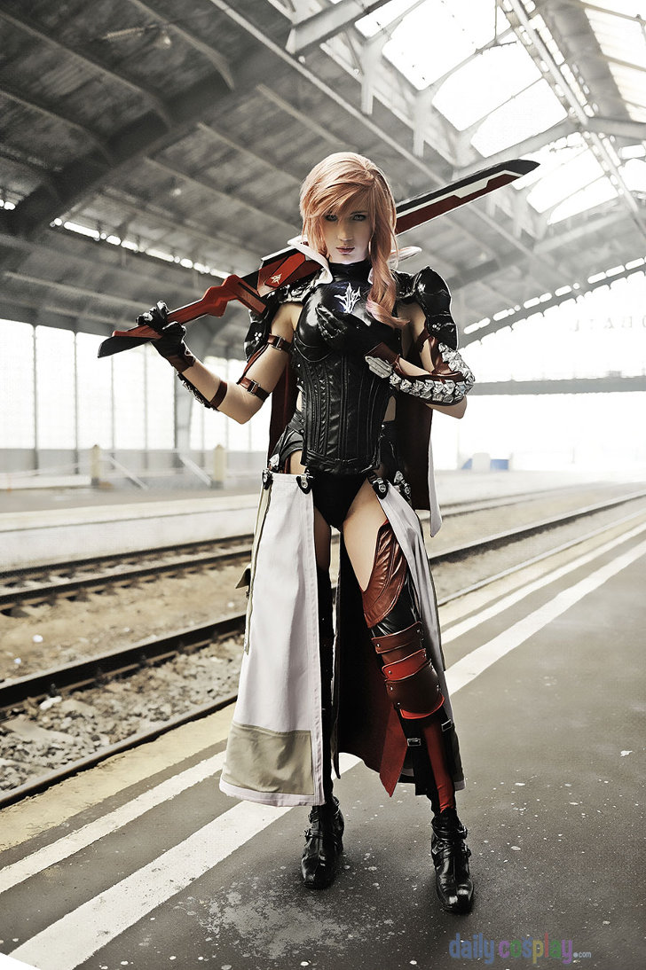 Lightning from Lightning Returns: Final Fantasy XIII