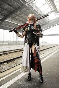Lightning from Lightning Returns: Final Fantasy XIII