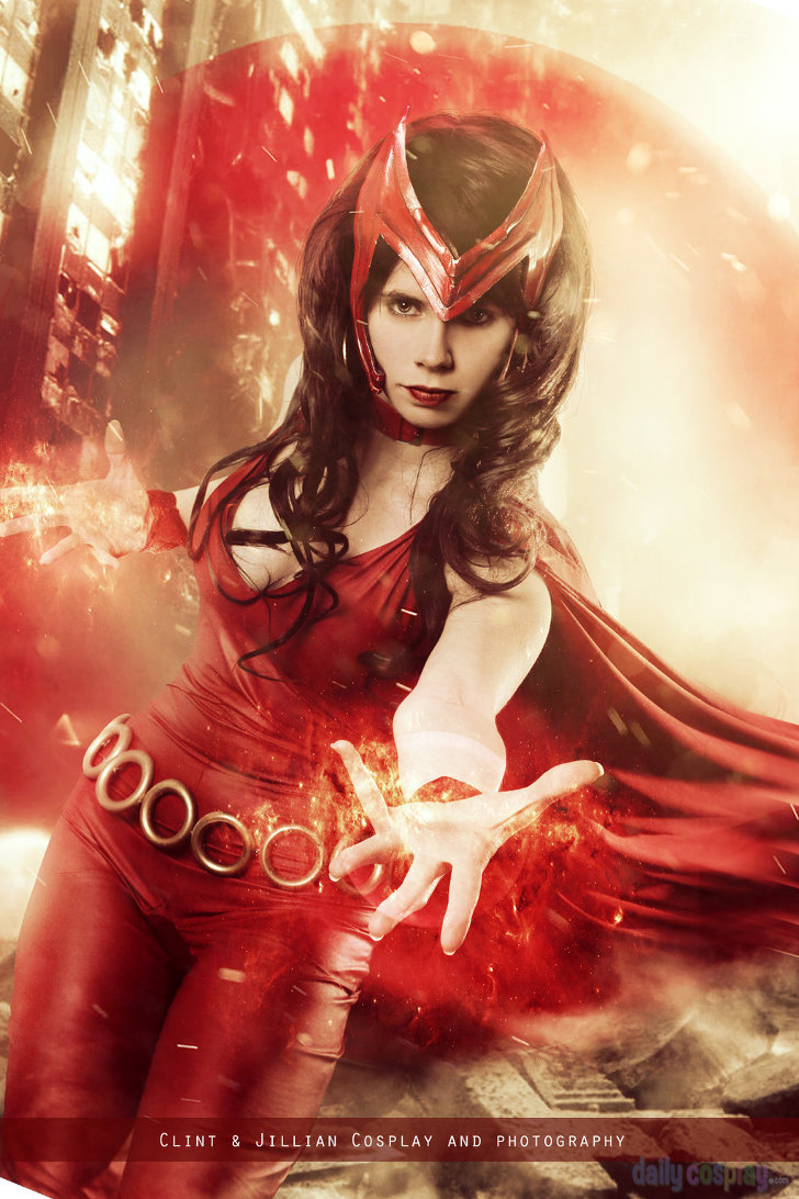 Scarlet Witch from The Avengers