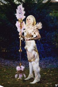 Kasmeer Meade from Guild Wars 2