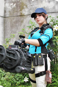 Jill Valentine from Resident Evil 5: Gold Edition
