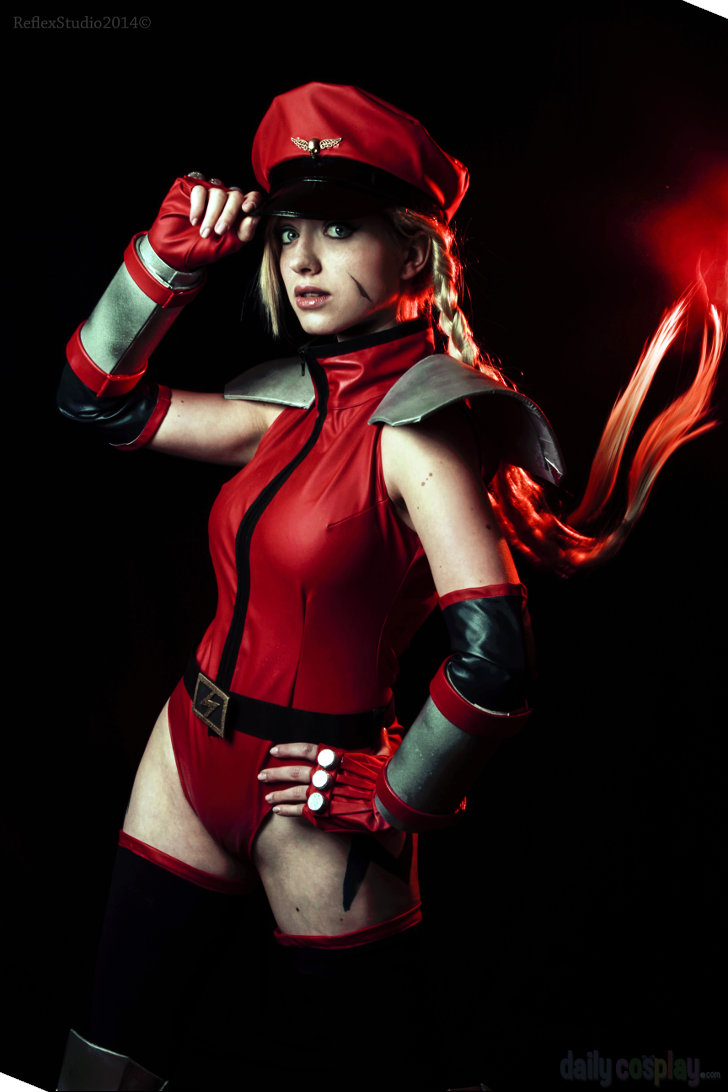 Cammy White from Super Street Fighter IV