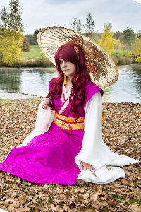 Yona from Akatsuki no Yona