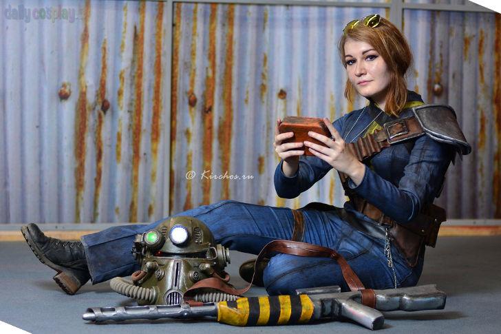 Vault Dweller from Fallout