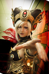 Cia from Hyrule Warriors