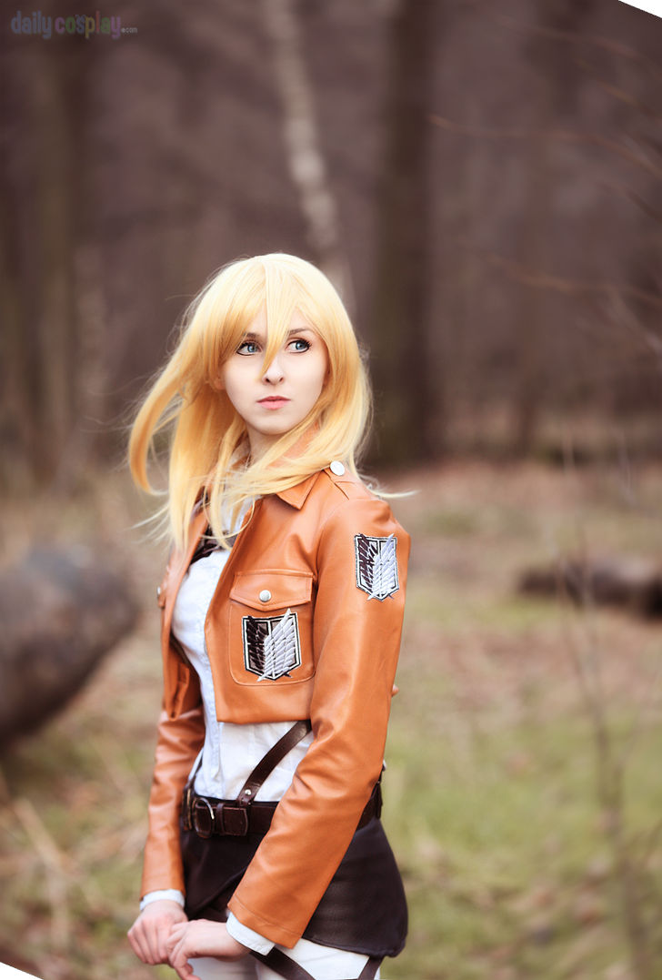 Christa Renz from Attack on Titan