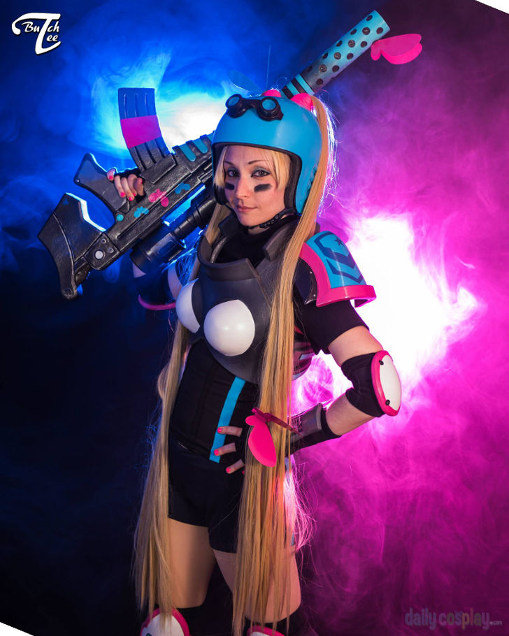 Roller Derby Nova from Heroes of the Storm