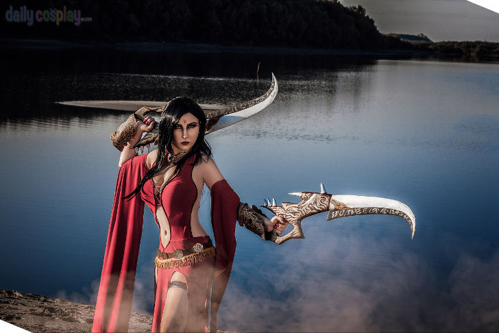 Kaileena from Prince of Persia: Warrior Within